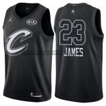 Canotte NBA All Star 2018 Cavaliers Lebron James Nero