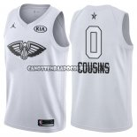 Canotte NBA All Star 2018 Pelicans Demarcus Cousins Bianco