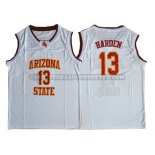 Canotte NBA NCAA Arizona State James Harden Bianco