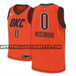 Canotte NBA Oklahoma City Thunder Russell Westbrook Earned 2018-