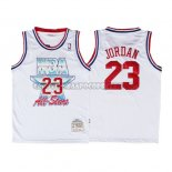 Canotte NBA Star 1992 Jordan All Bianco