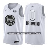 Canotte NBA All Star 2018 Pistons Andre Drummond Bianco