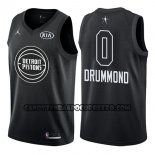 Canotte NBA All Star 2018 Pistons Andre Drummond Nero
