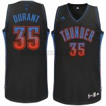 Canotte NBA Ambiente Thunder Durant 2015 Nero