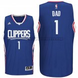 Canotte NBA Festa del papa Clippers Dad Blu
