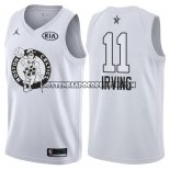 Canotte NBA All Star 2018 Celtics Kyrie Irving Bianco