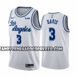Canotte Los Angeles Lakers Anthony Davis Classic 2019-20 Bianco