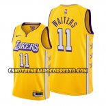 Canotte Los Angeles Lakers Dion Waiters Citta 2020 Or