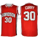 Canotte NBA NCAA Wildcat Curry Rosso