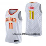 Canotte Atlanta Hawks Trae Young Association Bianco