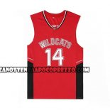 Canotte Film Wildcats Bolton Rosso