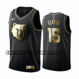 Canotte Golden Edition Memphis Grizzlies Limited Brandon Clarke Nero