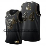 Canotte Golden Edition Miami Heat Solomon Hill 2019-20 Nero