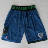 Pantaloncini Throwback Timberwolves Blu