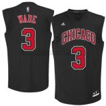 Canotte NBA Moda Nero Lakers Wade Nero