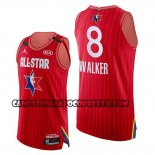 Canotte All Star 2020 Eastern Conference Kemba Walker Rosso