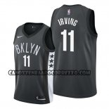 Canotte Brooklyn Nets Kyrie Irving Statement Nero