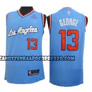 Canotte Los Angeles Clippers Paul George 2019-20 Blu