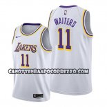 Canotte Los Angeles Lakers Dion Waiters Association 2020 Bianco