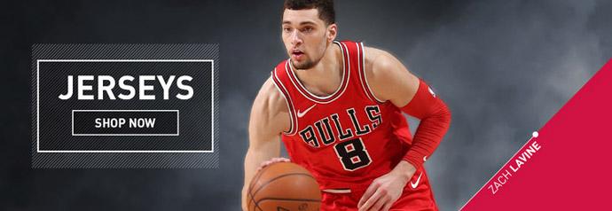 Canotte nba Chicago Bulls a poco prezzo