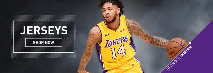 Canotte nba Los Angeles Lakers a poco prezzo