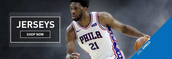 Canotte nba Philadelphia 76ers a poco prezzo