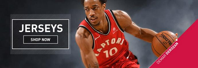 Canotte nba Toronto Raptors a poco prezzo