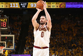 Canotte NBA Cleveland Cavaliers
