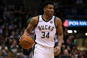 Canotte NBA Milwaukee Bucks
